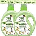 2 Pack WBM LLC High Quality Active Baby Laundry Detergent