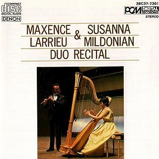 Maxence Larrieu & Susanna Mildonian: Duo Recital