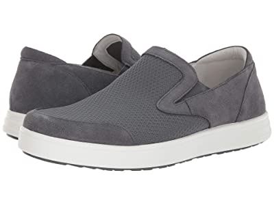 Alegria Bender (Grey Suede) Men