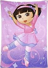 Dora the Explorer: Ballet Adventures Plush Blanket