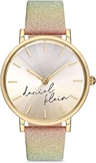 Daniel Klein Trendy Ladies - Silver Dial Multicolor Band Watch - DK.1.12643-2