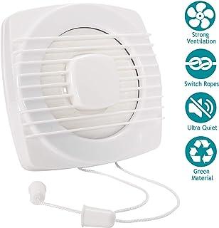 HG POWER - Ventilador para baño (100 mm, con interruptor de