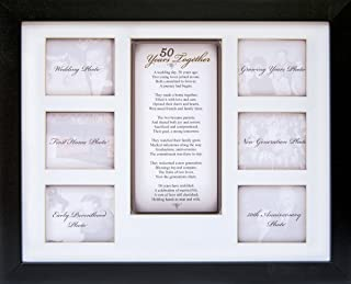160-4x6 Malden International Designs Sentiments Memories with Memo Photo Opening Cover with Gold Foil Accents Brag Book White 2-Up