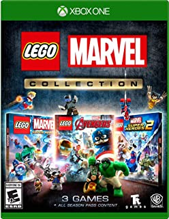 LEGO Marvel Collection - Xbox One - Standard Edition