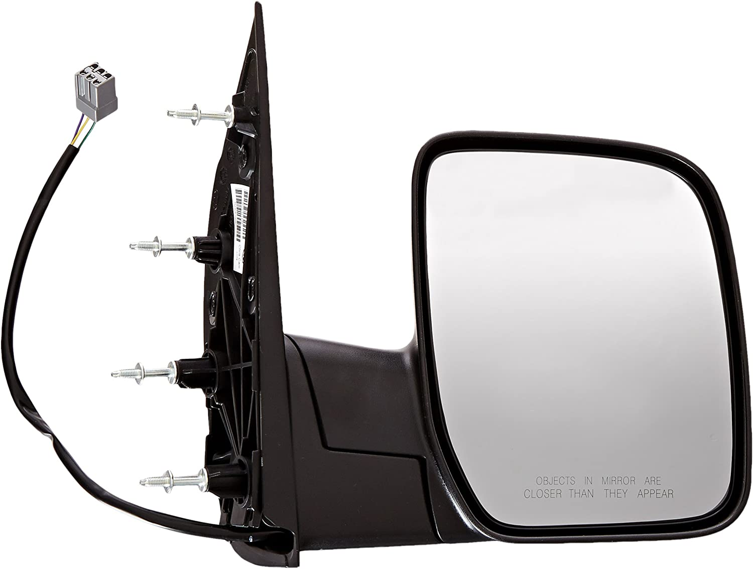 Limited price OE Replacement Ford Econoline Van Passenger Outside Side Mirror Max 70% OFF
