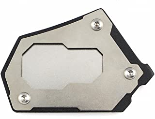 XX eCommerce Motorcycle Motorbike Large Sidestand Foot Kickstand Extension Plate for BMW R1200GS Adv