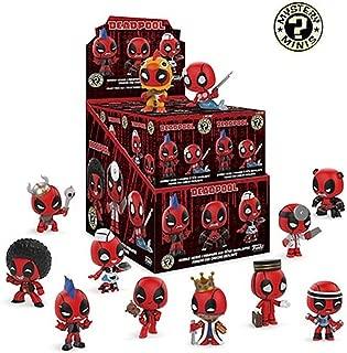 Funko Marvel Deadpool Playtime Mystery Minis, Case of 12