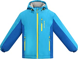 Boys & Girls Winter Waterproof Snow Ski Jacket