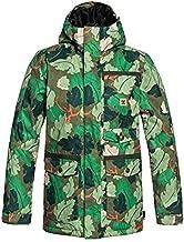 DC Shoes Boys Dc Shoes Servo - Snow Jacket - Boys 8-16 - 12 - Green Chive Leaf Camo Youth 12/L