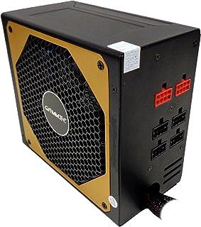 Gammec PS102G Fuente de alimentación Modular para PC, 1000 W