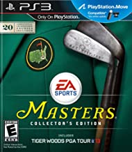$42 » Tiger Woods PGA TOUR 13: The Masters Collector's Edition - Playstation 3