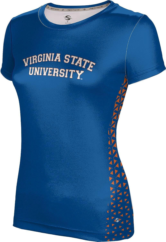 ProSphere Virginia State University Girls' Performance T-Shirt (Geo)