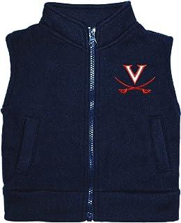 University of Virginia Cavaliers Baby and Toddler Polar Fleece Vest