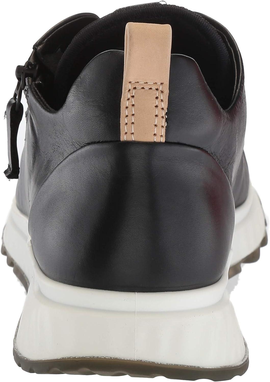 ECCO Women's St.1 Low-Top Sneakers Black Black 1001 5UYi44