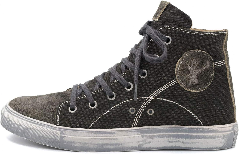 Spieth & Wensky Men's SW-030140-1368 Low-Top Sneakers