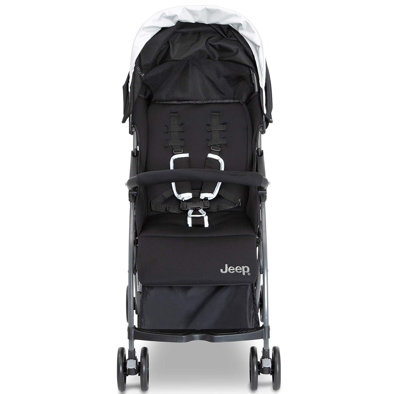Jeep Ultralight Adventure Stroller, Dusk (Black)