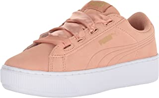 PUMA Kids Vikky Platform Ribbon Jr Sneaker US
