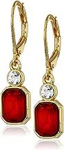 Best red earrings drop Reviews