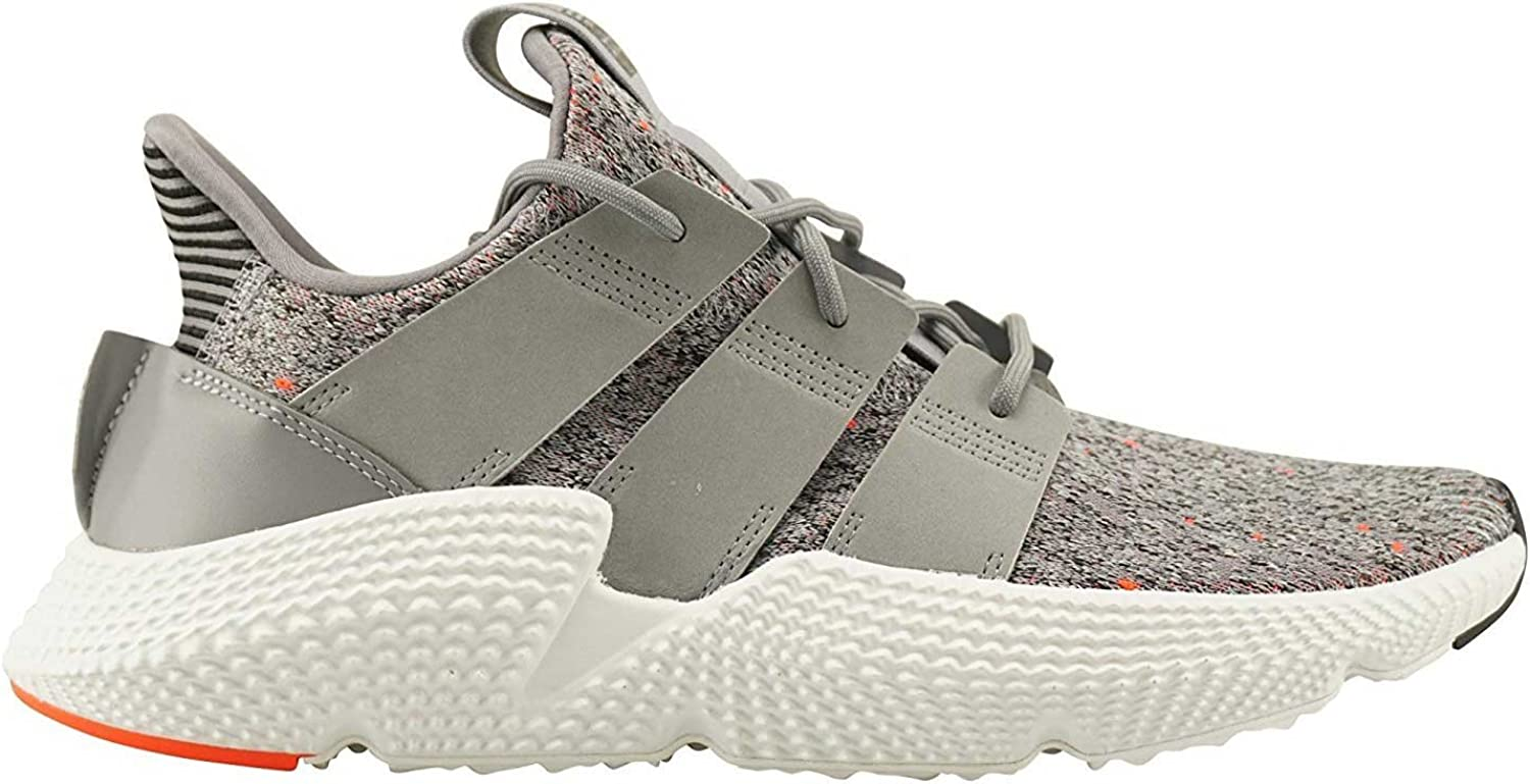 Adidas Prophere Mens in Grey White Red, 9