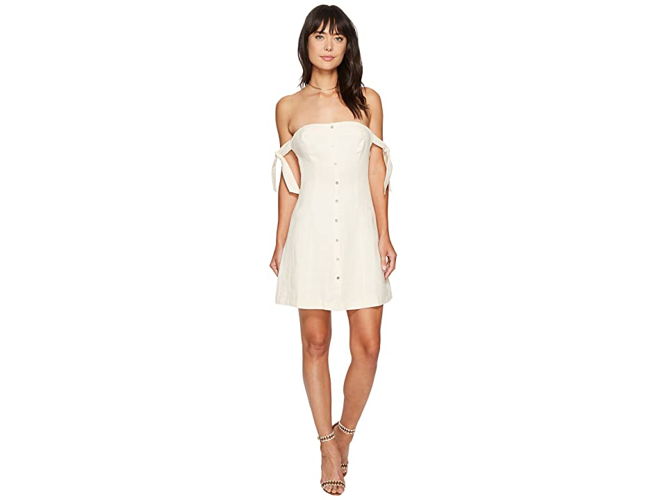 ASTR the Label Araceli Dress (Natural) Women