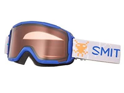 Smith Optics Daredevil Goggle (Youth Fit) (Blue Creatures/RC36/Extra Lens Not Included) Goggles