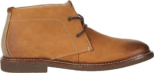 Saddle Tan Snuffed Leather