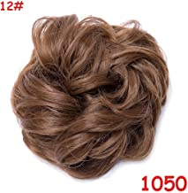 Synthetic Chignons Hair Scrunchies Hair Piece Wrap Ponytail Hair,1050-thick,United States