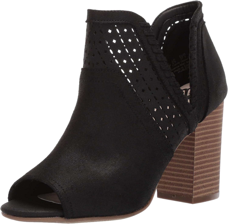 Fergalicious Womens Huxley Heeled Sandal