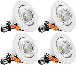 Best 4 led recessed lighting eyeball Reviews
