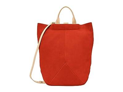 ECCO Ella Tote (Fire) Tote Handbags