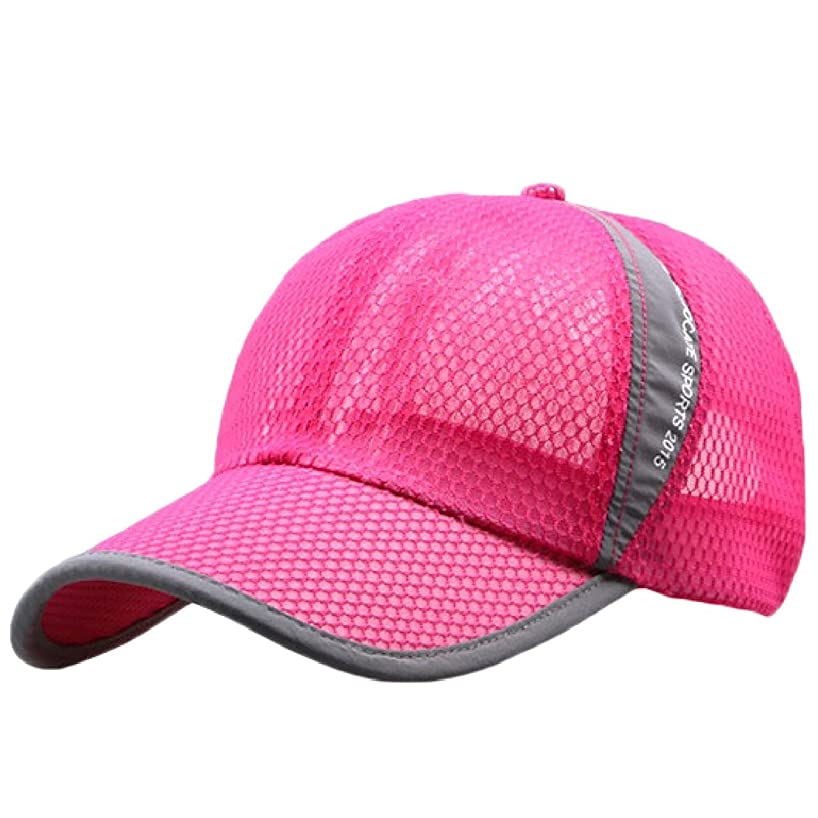 契約した競争力のあるおいしいBUZZxSELECTION(バズ セレクション) エアーメッシュ UVカット ランニング キャップ 帽子 メンズ レディース CAP001