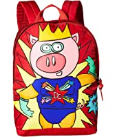 Dolce & Gabbana Kids - D&G Super Pig Backpack