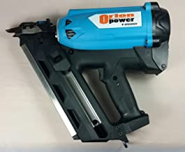 OrionPower OGG-3490CH 2-inch to 3.5-inch Gas-Powered Cordless Framing Nailer/Nail Gun