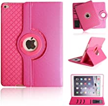 elecfan iPad Pro 11 Case 2020 with Card Slot Cover Smart Stand Feature Cover 360 Degrees Rotating Case for 2020 Apple iPad Pro 11 inch 2nd Generation Rose Red Estimated Price : £ 20,99