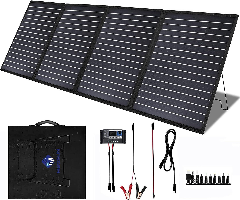 MEGSUN 200 Watt 18V Portable Foldable Elegant Kit fo Panel Solar Free Shipping Cheap Bargain Gift Charger