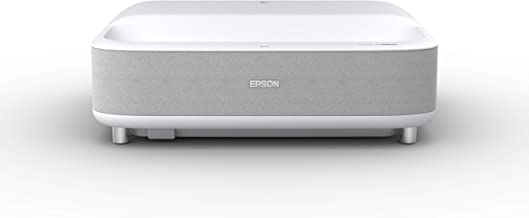 Epson – EpiqVision Ultra LS300 Smart Streaming Laser Ultra Short Throw Projector with..