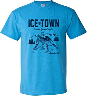 Ice Town - Funny TV Ben Winter Sports Complex Parody T Shirt