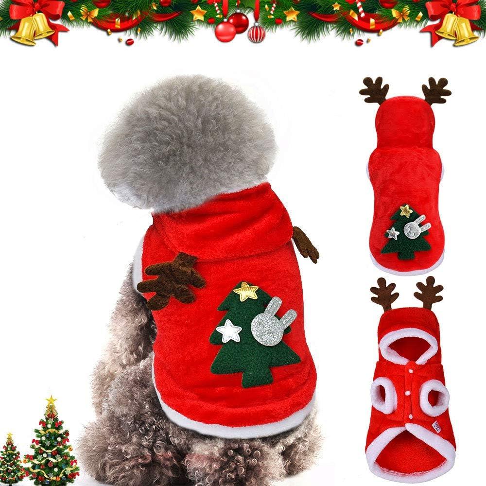 Maglietta//maglione//cappottino//costume invernale con stampa mimetica per animali domestici di piccola taglia da Hearsbeauty.