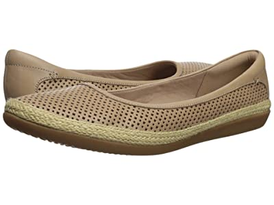 Clarks Danelly Adira (Sand Leather) Women