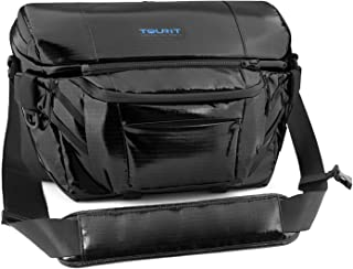 TOURIT Insulated Cooler Bag Detachable Soft Sided Cooler 20 Cans Leak-Proof Lunch Bag Soft Cooler Tote Bag with Waterproof TPU Material for Men Women to Picnic, Cycling, Hiking, Beach Trip, Theme Park