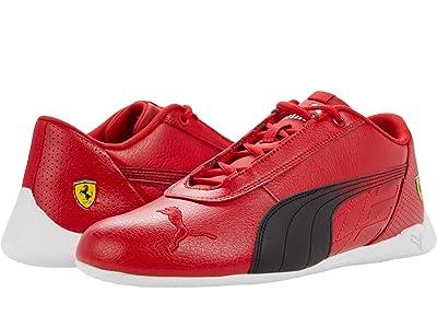 PUMA Ferrari R-Cat (Rosso Corsa/Puma Black) Shoes