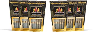 Amsterdam Organics King Size pre roll Cones 6 9 Packs of Camo (6)