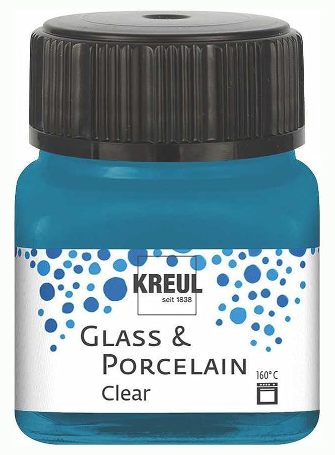 KREUL 16215?Glass & Porcelain Clear, Blue