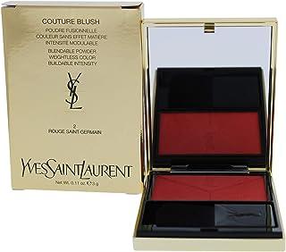 Yves Saint Laurent Couture Blush - 2 Rouge Saint-Germain For Women 0.11 oz Blush