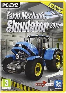 Farm Mechanic Simulator 2015 [Importación Italiana]