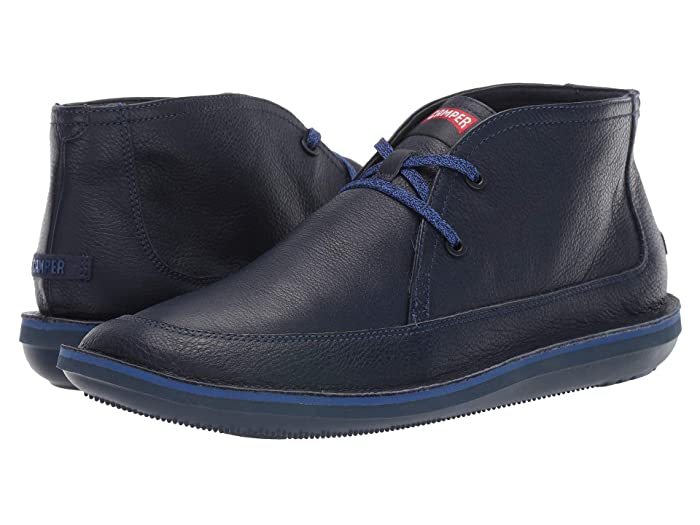Camper  Beetle (Navy) Mens Shoes