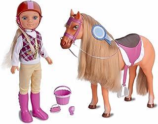 Nancy día de aventuras a caballo (Famosa 700013890