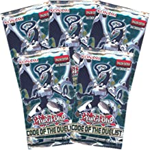Yu-Gi-Oh Cards - Code of the Duelist - Booster Packs (5 Pack Lot)