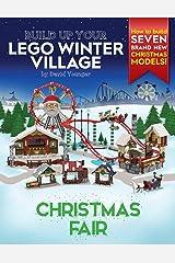 Build Up Your LEGO Winter Village: Christmas Fair Paperback