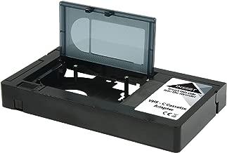 König KN-VHS-C-ADAPT Adattatore per Cassette VHS-C, Nero